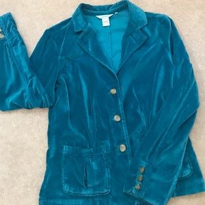Sundance velvet jacket/blazer